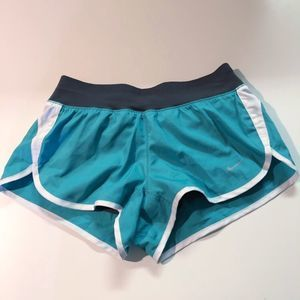 Nike shorts with compression liner